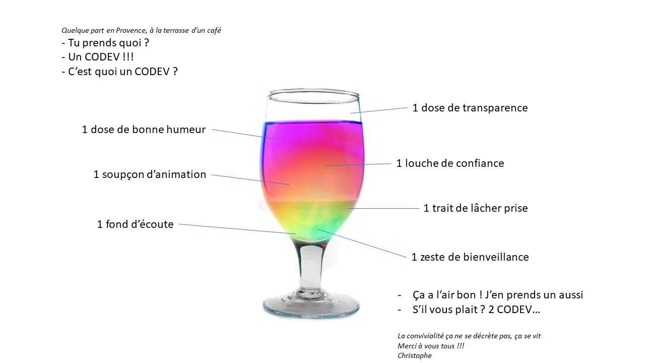 Allo codev inter, un cocktail numérique explosif ! s
